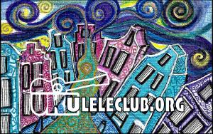 Ukelele Club Card